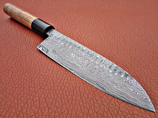 Chef Knives Damascus
