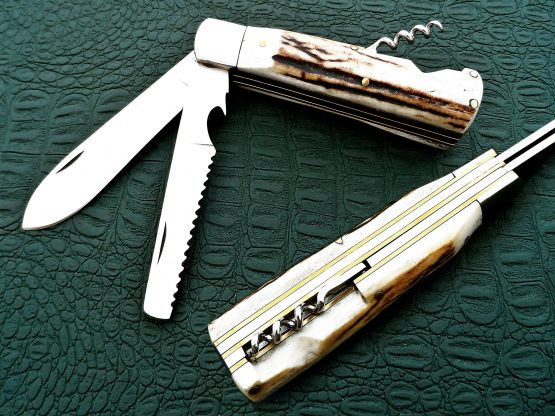 Steel Pocket Knives