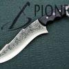 PEK-ENG-001 , ENGRAVED , ANTIQUE KNIFE